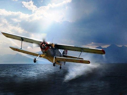 Услуги авиации в сельском хозяйстве Украины