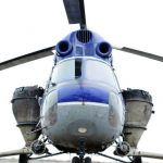 Підживлення пшениці з вертольота