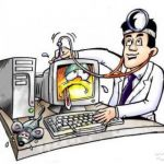Обслуживание и сложный ремонт персональных компьютеров по КМВ