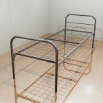 Кровати металлические для хостелов, кровати для студентов
