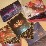 Молдавские конфеты - доставка
