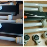 Аквариумные светильники Ремонт и модернизация