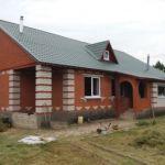 Коттедж кирпич 250 м., новая  Москва, д. Киселёво, пос. Клёново