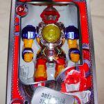 Робот Звёздный защитник со светом и звуком Интерактивная игрушка