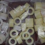 Капролоновые, фторопластовые втулки изготовим