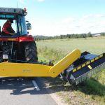 Предлагаем цепные косилки и косилки для травы optimal.