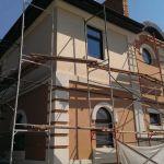 Утепление фасадов зданий, декоративная отделка стен.