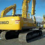 Запасные части экскаватора Kobelco SK350LC-9