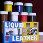 Жидкая кожа – Ваш помощник при качественном ремонте кожаных изделий за 15 минут